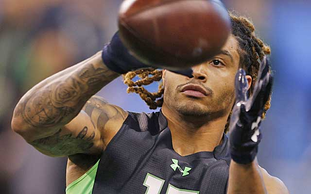 Will Fuller is a flash but there are questions about his hands. (USATSI)