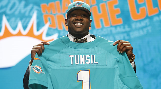 Tunsil admits mistake as drama swirls, LT falls