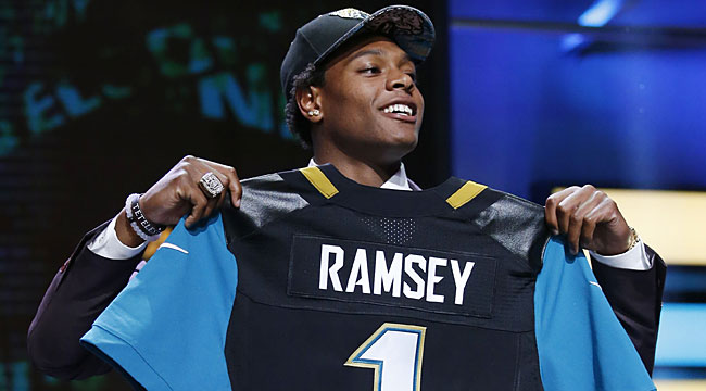 NFL Draft: Top five classes