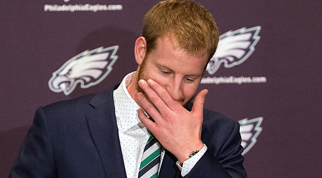 Befuddling Eagles among this draft's losers