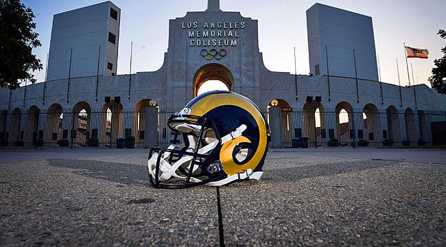 Reiter: Rams' challenge in LA