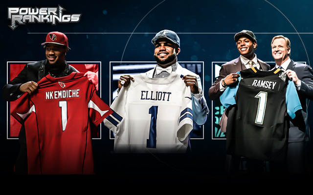 The Cardinals, Cowboys and Jags look like contenders after the NFL Draft. (CBSSports.com Original)