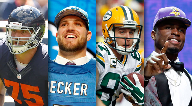 Offseason reports: NFC North