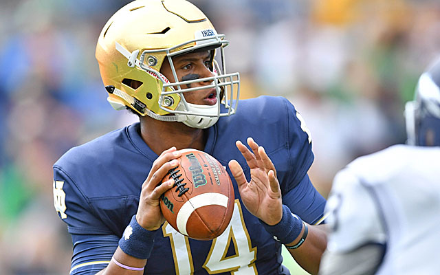 DeShone Kizer has all the intangibles that NFL scouts want. (USATSI)