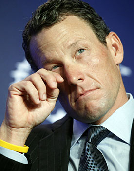 Instead of vilifying Lance Armstrong, we should thank him, even if he used steroids. (AP)
