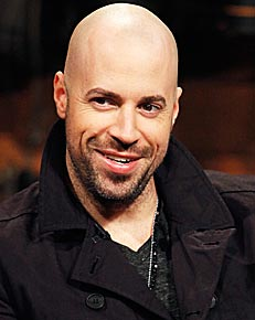 Hey, Chris Daughtry, you kinda look like Gregg Doyel. (Getty Images)