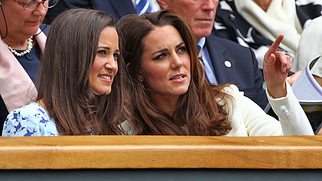 Pippa Middleton's website may be selling illegal London Games merchandise. (Getty Images)