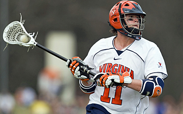 George Huguely and the late Yeardley Love were well-known and talented lacrosse players at Virginia. (AP)