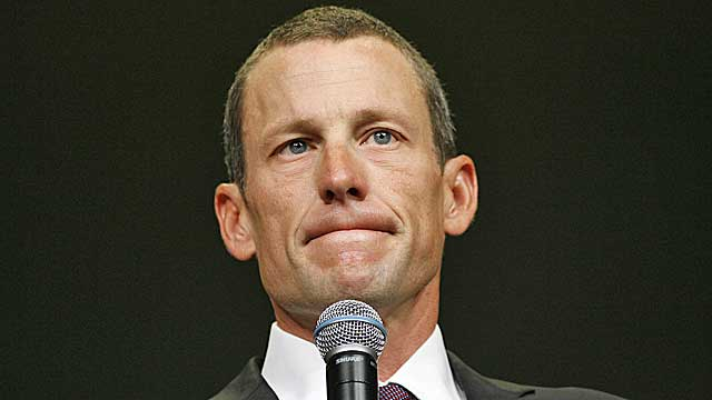 The USADA has already stripped Armstrong of his Tour titles and banned him for life. (AP)