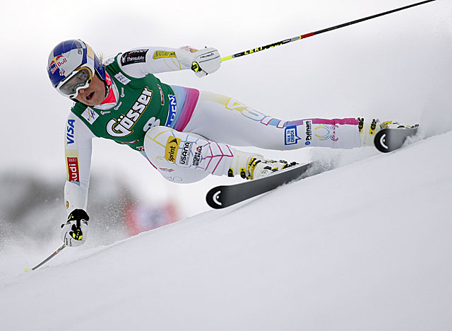 Vonn had hoped to race in the men's downhill at the World Cup on Nov. 24. (Getty Images)