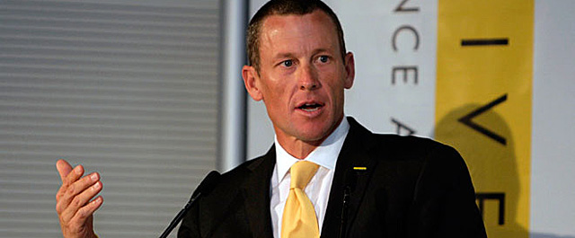 Armstrong, who has resigned as both chairman and board member, will remain only an inspiration for Livestrong. (Getty Images)