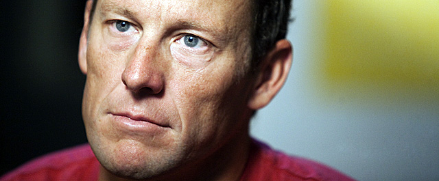 A British newspaper wants to revisit its 2006 settlement with a now fallen Lance Armstrong. (AP)