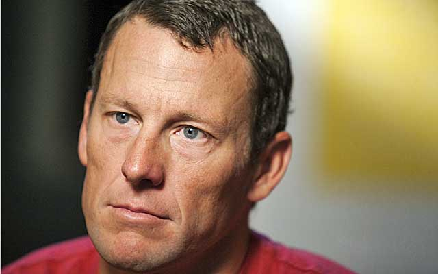 Armstrong has repeatedly denied the charges that led him to be stripped of his seven Tour de France titles. (AP)
