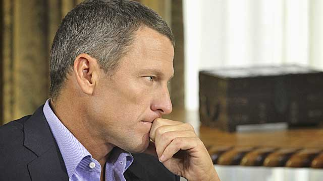 The USADA wants Armstrong to under oath and name names. (AP)