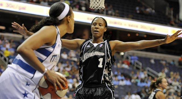 Chamique Holdsclaw is facing a six-count indictment over a Nov. shooting incident. (USATSI)