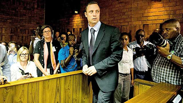 Pistoriusnak még sokat kell a bíróságra járnia a sportpálya helyett