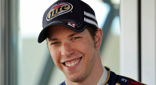 Brad Keselowski says he would 'rather stay out of politics and just race.' (USATSI)