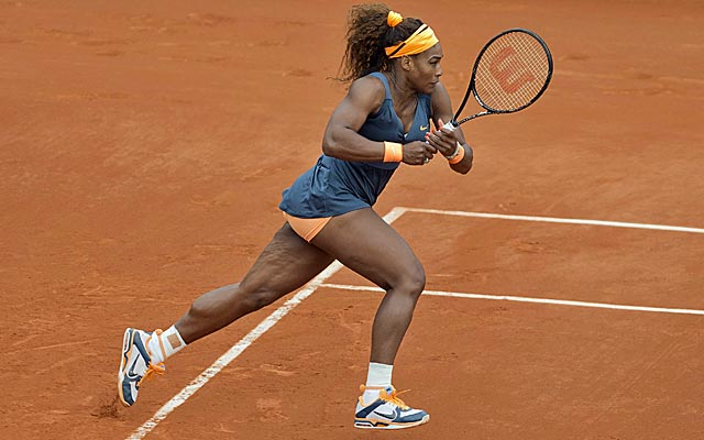 Riding a big winning streak, Serena Williams seeks her first French Open title since 2002. (USATSI)
