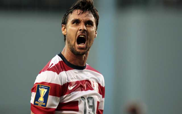 Chris Wondolowski's big night helps the USA win its Gold Cup opener against Belize. (USATSI)
