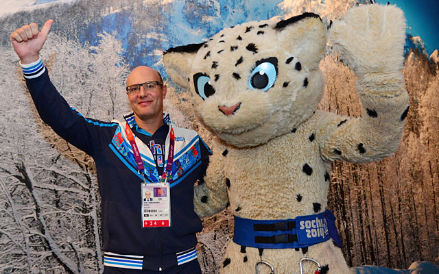 There will be gay athletes at the Sochi Olympics next February, but will they be welcomed with open arms. (USATSI)