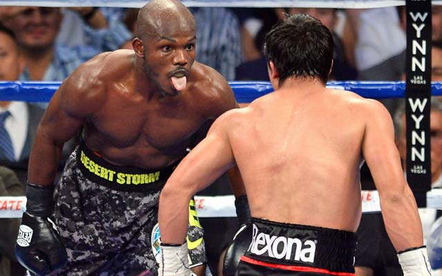Timothy Bradley on Marquez: 'He couldn't touch me. I gave him a boxing lesson.' (USATSI)