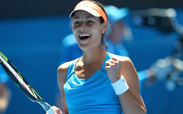 Ana Ivanovic had never won a set against Serena Williams before beating her on Sunday. (Getty Images)