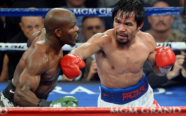 Manny Pacquiao gets his revenge against Timothy Bradley in a title fight. (USATSI)