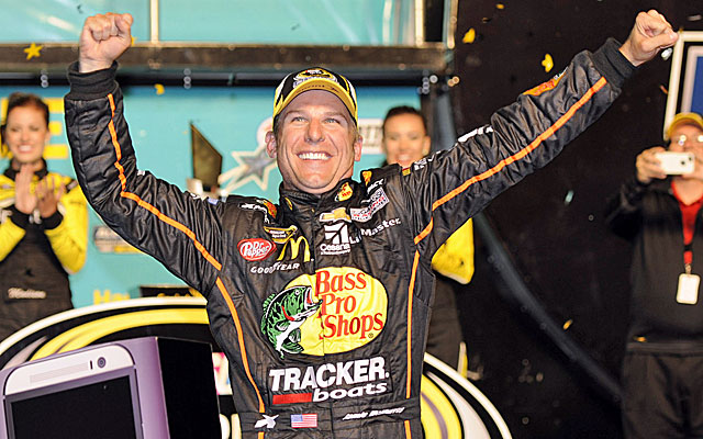 Jamie McMurray has a $1 million payday with his victory in the All-Star Race. (USATSI)