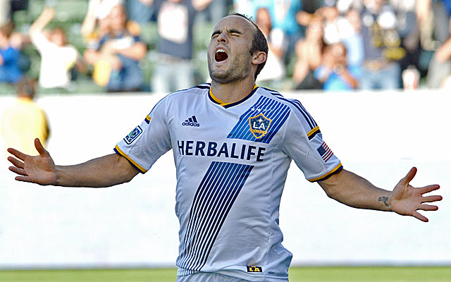 Landon Donovan is the MLS all-time leader in goals scored. (USATSI)