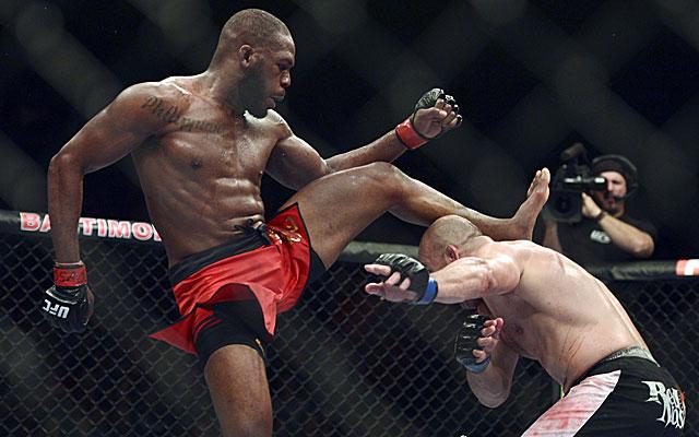 Jon Jones will fight Alexander Gustafsson at UFC 178 on Sept. 27 in Toronto. (USATSI)