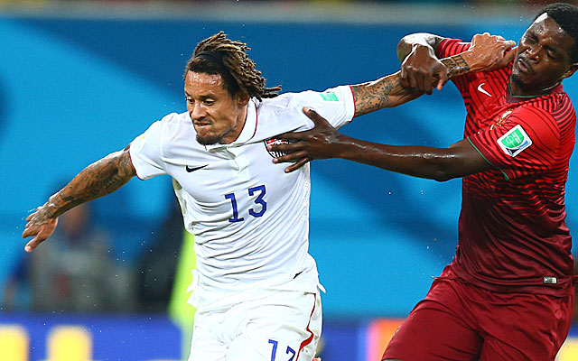 Jermaine Jones cut his teeth playing against German juniors and in the Bundesliga. (USATSI)
