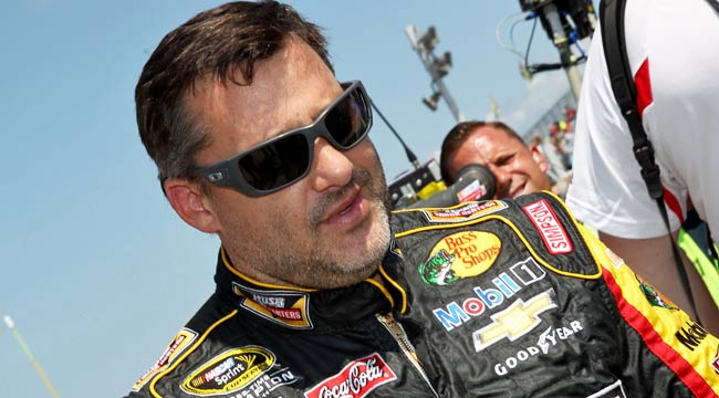 Tony Stewart is reportedly under police investigation following a dirt-track incident. (USATSI)