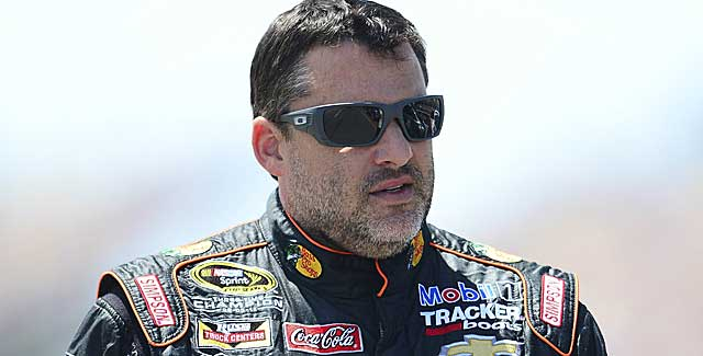 Tony Stewart's team manager says Sunday's race is 'business as usual.' (USATSI)