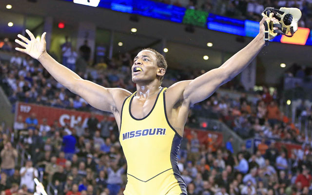 The USOC wants to help preserve sports like wrestling at the college level. (USATSI)