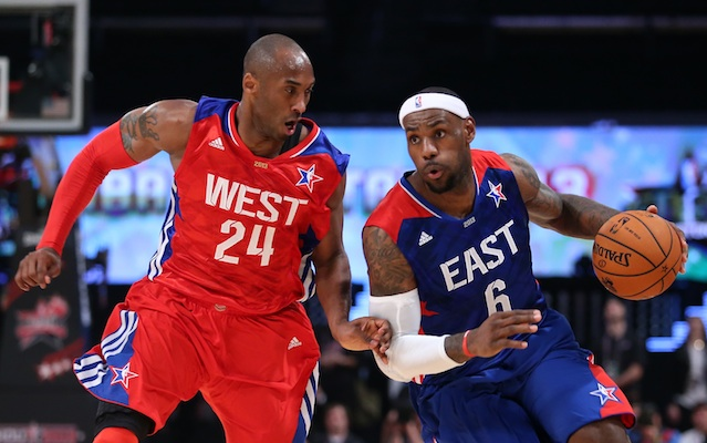 Kobe Bryant is in danger of missing the 2015 All-Star Game in New York