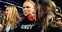 Ronda Rousey (Getty Images)