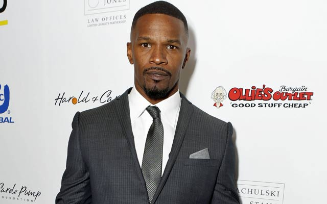 Oscar-winner Jamie Foxx says he'll be portraying Mike Tyson on the big screen. (Getty Images)