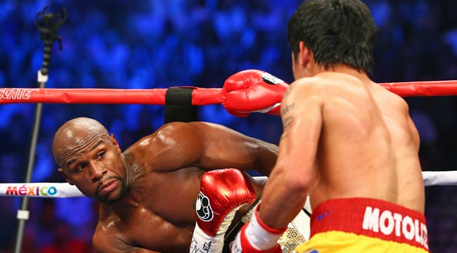 Mayweather says he'll relinquish title belts