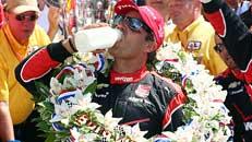 Montoya captures Indy 500