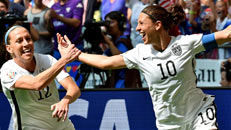 Follow: USWNT vs. Japan