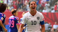 USA take World Cup title