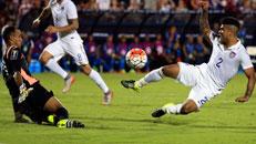 Gold Cup: US-Honduras
