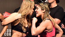 Follow: Rousey vs. Correia