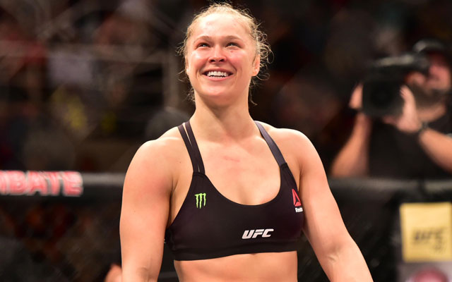 Ronda Rousey announces next fight, opponent: Holly Holm in January