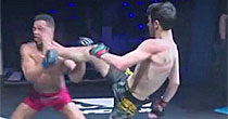MMA match (Screen grab)