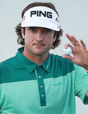 'I've wanted to play the Ryder Cup my whole life,' Bubba Watson says. (Getty Images)