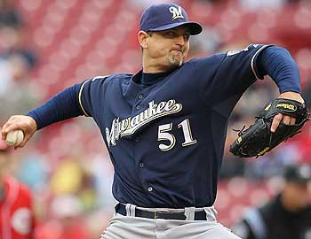 Trevor Hoffman says he's done after 601 saves in 18 seasons. (Getty Images)