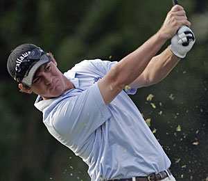 Christo Greyling was the top-ranked player in the American Junior Golf Association. (Getty Images)
