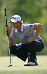 Is the belly putter a new Tour trend or passing fad? (Getty Images)
