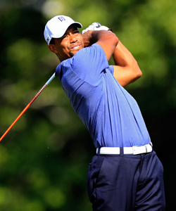 'I always enjoy competing in my home state, and this tournament fits my schedule perfectly,' Woods said. (Getty Images)